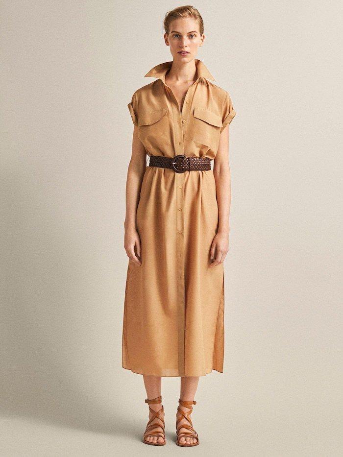 Šaty, Massimo Dutti, 3295 Kč