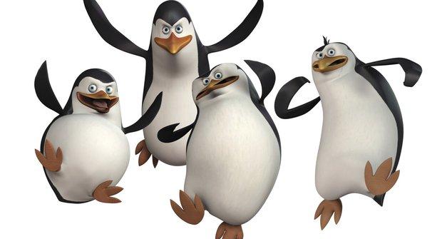Podívejte se na prvních pár minut filmu Tučňáci z Madagaskaru!