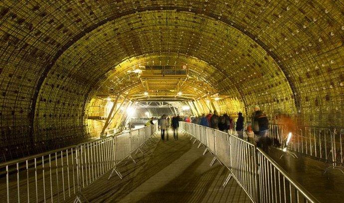 Tunel Blanka (ilustrační foto)