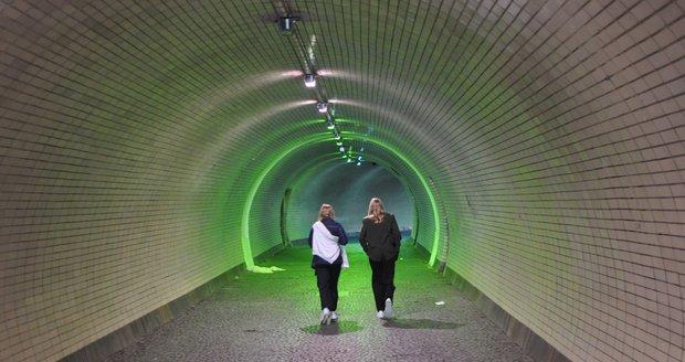 100leté uzavření žižkovského tunelu? Naštěstí jen omyl