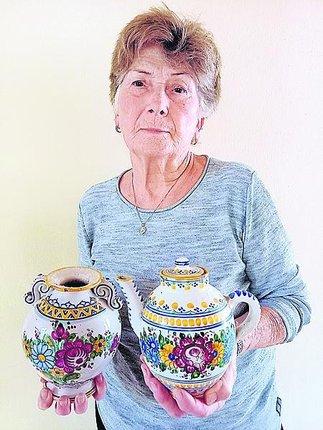 Pokračovatelka rodu Věra Marková ukázala skvosty z roku 1942 a 1946.