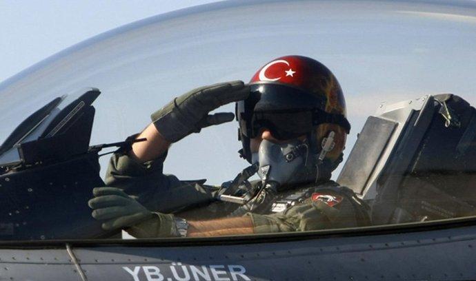 turecké armádní letectvo