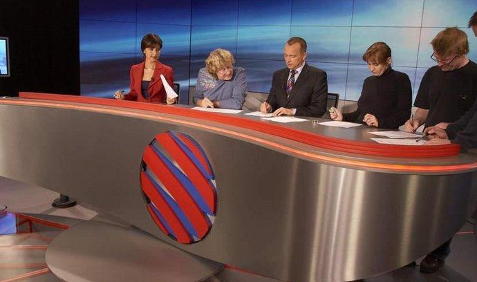 TV Nova (ilustrační foto)