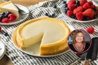 Tvarožník: Recept na lehoučký dezert podle Haliny Pawlowské