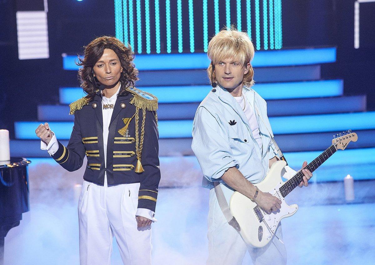 Když vystupovali jako duo Modern Talking, šíleli strachy oba.