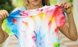 Batikování jde i v mikrovlnce: návod na módní batikované kousky