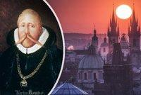 Slavný astrolog Tycho Brahe zemřel před 420 lety: Rozčilovalo ho dunění zvonů, kde v Praze bydlel?