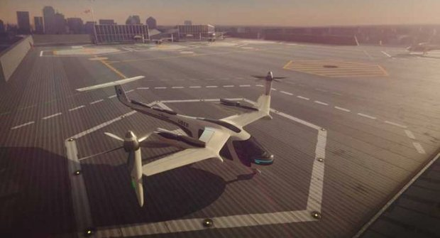 Taxi dron: Jak bude fungovat droní taxislužba?