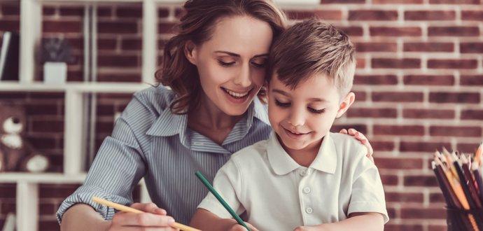 Učenie s deťmi: akým chybám sa vyvarovať?