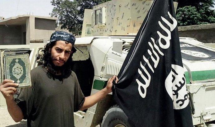 Údajný strůjce teroristických útoků v Paříži, Belgičan marockého původu Abdelhamid Abaaoud