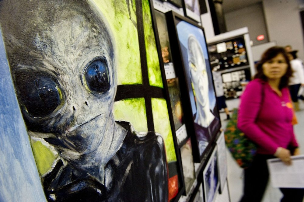 Na 2. červenec připadá každoročně Světový den UFO