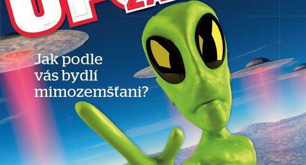 Soutěž UFO základna se blíží: Jak bydlí mimozemšťani?