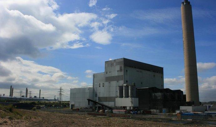 Uhelná elektrárna Lynemouth