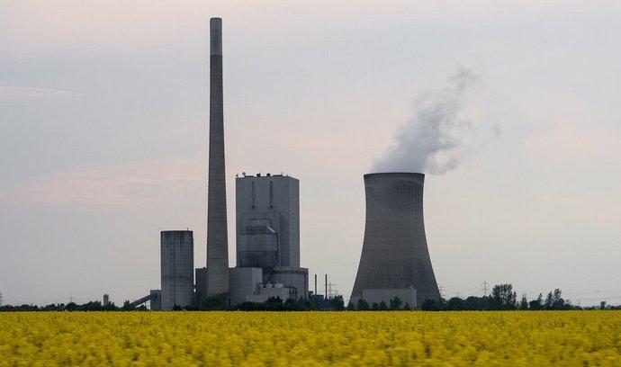 Uhelná elektrárna Mehrum - ilustrační foto