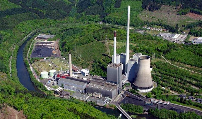 uhelná elektrárna (ilustrační foto)