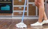 Myjte podlahu efektivně, 6 tipů, které vás zbaví šmouh
