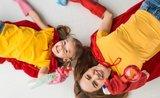 Udělejte z jarního úklidu zábavu pro děti