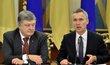 Ukrajina a Severoatlantická aliance se dohodly začít jednat o akčním plánu dosažení členství Ukrajiny v alianci, uvedl ukrajinský prezident Petro Porošenko po dnešním setkání s generálním tajemníkem NATO Jensem Stoltenbergem.