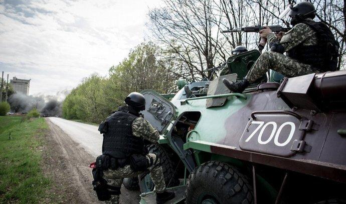 Ukrajinská armáda - ilustrační foto