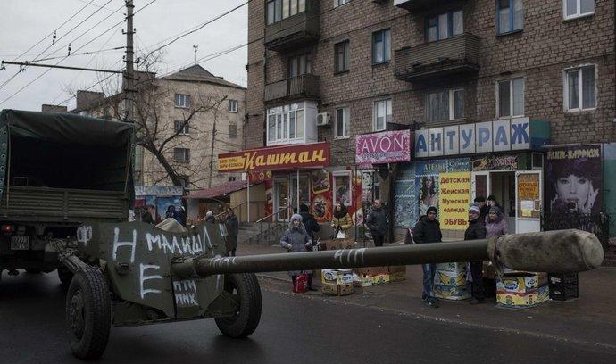 Ukrajinský Mariupol