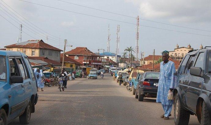Ulice Lagosu (Nigérie)