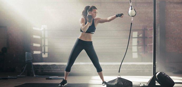 Sportujte stylově s Under Armour