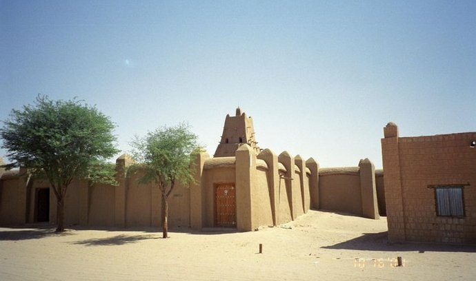 Univerzita Sankoré v Timbuktu