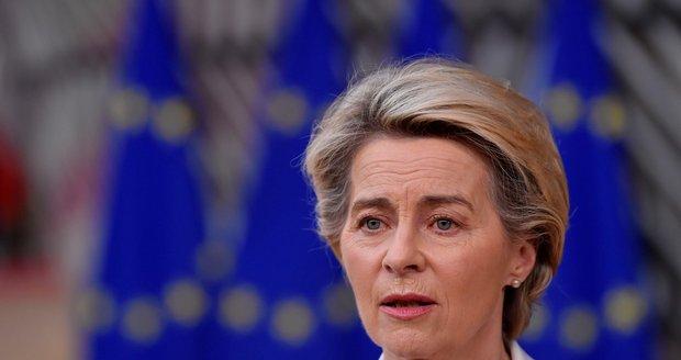 Šéfka Evropské komise von der Leyenová (62): Chci chránit klima i kvůli českému tornádu!