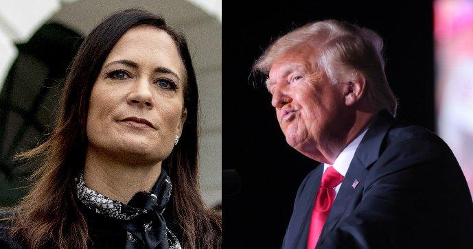 Trumps Ex-Sprecher fürchtet seine Präsidentschaftskandidatur.  Ihrer Meinung nach ist er nicht von der Regierung qualifiziert