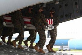 V bezmála dvacetileté válce v Afghánistánu ztratili USA a jejich spojenci víc vojáků…