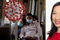 Roušky i po očkování proti covidu: Lékařka radí, kdo, kde a proč by je měl nosit i dál
