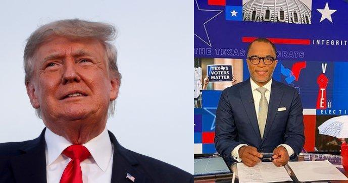 Moderátor se opřel do Trumpových příznivců, jsou podle něj nebezpečnější než ISIS nebo Tálibán