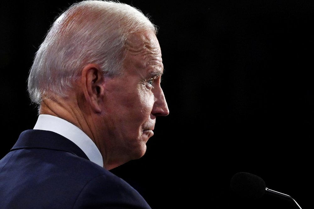 První debata kandidátů před americkými prezidentskými volbami: Joe Biden