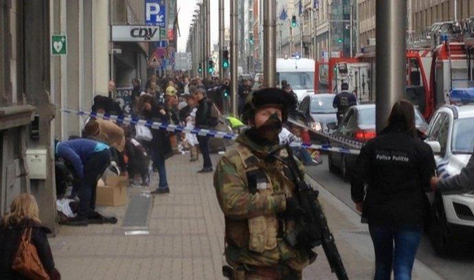 Útoky v bruselském metru
