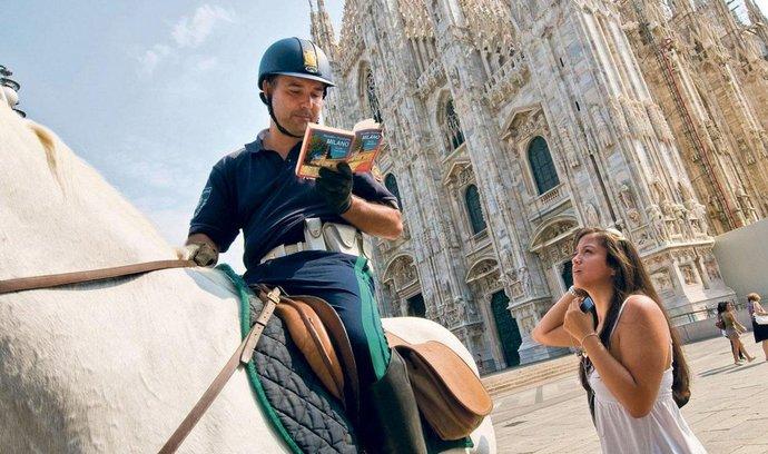 V Itálii výrazně stoupá drobná kriminalita. Kapsářstvím jsou ohroženi především návštěvníci turistických center. Vzestup však zaznamenaly i vloupání a krádeže v obchodech