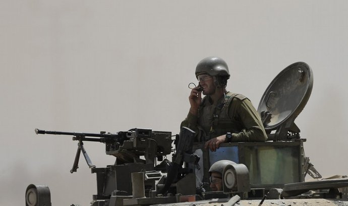 izraelská armáda (ilustrační foto)