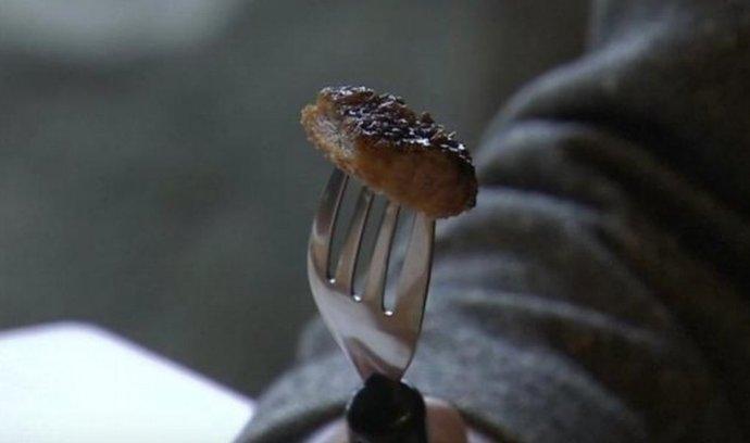 V Japonsku vynalezli vidličku, která navozuje slanou chuť