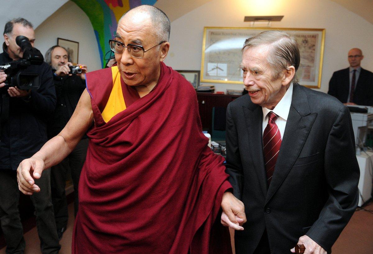 Setkání s dalajlámou bylo dojemné.