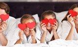 Oslávte Valentína s deťmi – spoločným tvorením a pečením