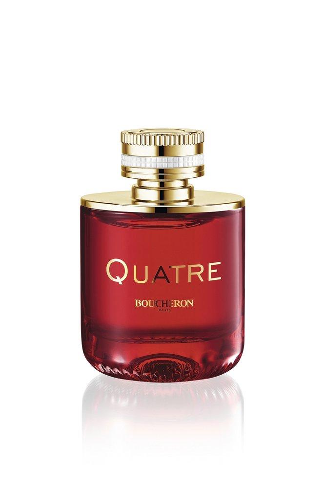 Dámský parfém, Boucheron Quatre en Rouge, prodává Marionnaud, 2799 Kč