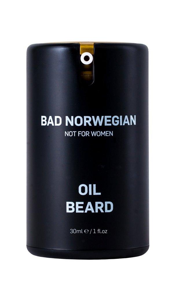 Přírodní olej na vousy, Bad Norwegain, Marionnaud, 1199 Kč