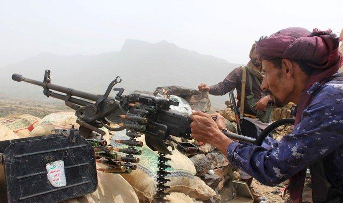 Provládní jednotky v Jemenu