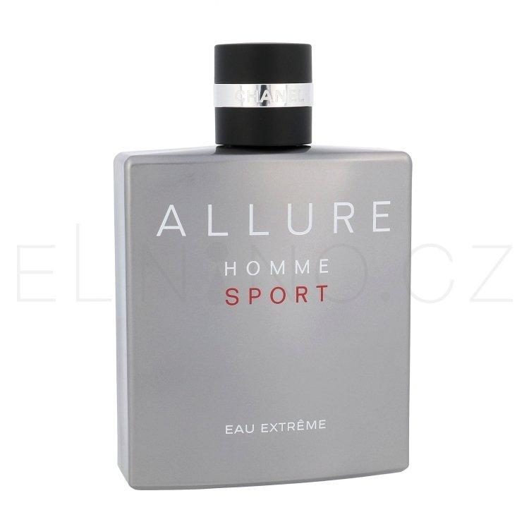 Chanel Allure Homme Sport, parfémová voda pro muže, 150 ml, www.parfemy-elnino.cz, 3104 Kč
