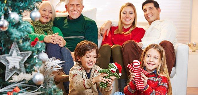 5+1 tipů na měkké dárky pro celou rodinu