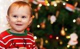Užijte si nezapomenutelné první Vánoce s miminkem