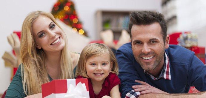Vánoce s úsměvem v 8 krocích, které skutečně fungují
