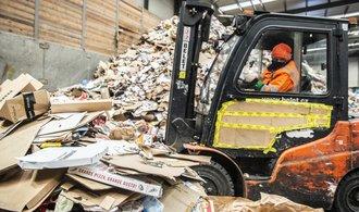 Il y a pénurie de matériaux de construction.  Prague utilisera les déchets de l'incinérateur de Malešice pour sa production