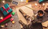 Silvestrovské konfety a dalších 6 vychytávek ze zbytků balicího papíru