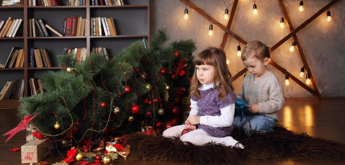 Zapomenuté dárky, našampónovaný kapr a další humorné vánoční příhody