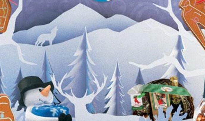Vánoční katalog